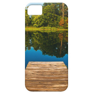Ol' Swimmin' Hole iPhone SE/5/5s Case