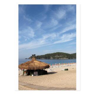 Ola Deniz Beach Postcard
