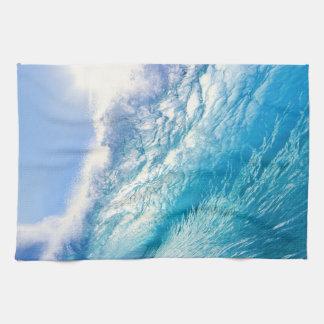OLA OCEÁNICA 1 TOALLA DE COCINA