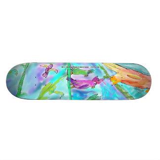 Ola Prochor Skate Deck
