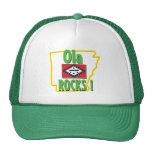 Ola Rocks ! (green) Hat