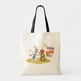 Olaf | A Night of Frozen Fun Tote Bag
