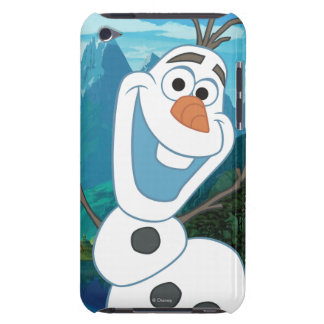 Olaf | Always up for Adventure Barely There iPod Case