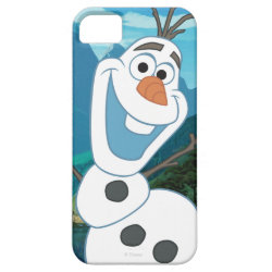 Case-Mate Vibe iPhone 5 Case with Frozen's Olaf: Always Up for Adventure design