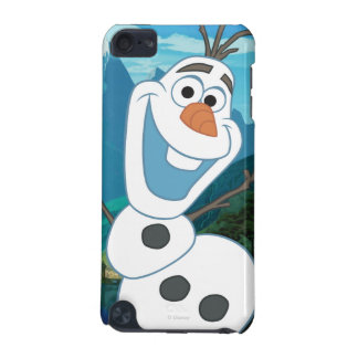Olaf | Always up for Adventure iPod Touch (5th Generation) Case