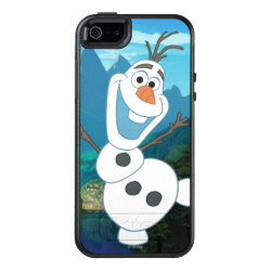 OtterBox Symmetry iPhone SE/5/5s Case with Frozen's Olaf: Always Up for Adventure design