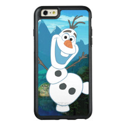 OtterBox Symmetry iPhone 6/6s Plus Case with Frozen's Olaf: Always Up for Adventure design