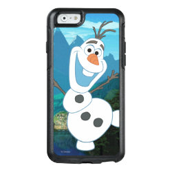 OtterBox Symmetry iPhone 6/6s Case with Frozen's Olaf: Always Up for Adventure design