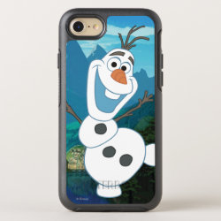 OtterBox Apple iPhone 7 Symmetry Case with Frozen's Olaf: Always Up for Adventure design