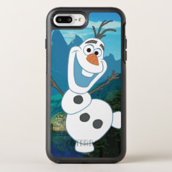 OtterBox Apple iPhone 7 Plus Symmetry Case with Frozen's Olaf: Always Up for Adventure design