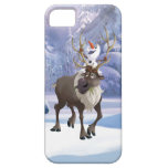 Olaf and Sven iPhone 5 Cover