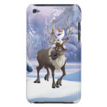 Olaf and Sven iPod Touch Cover