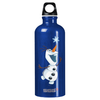 Olaf | Blizzard Buddy Aluminum Water Bottle