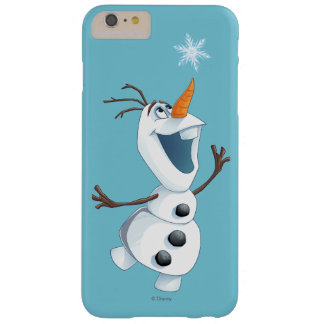 Olaf | Blizzard Buddy Barely There iPhone 6 Plus Case