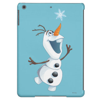 Olaf - Blizzard Buddy Case For iPad Air