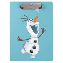 Olaf | Blizzard Buddy Clipboard