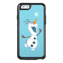 OtterBox Symmetry iPhone 6/6s Case with Olaf reaching for a Snowflake design