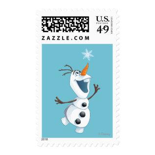Olaf | Blizzard Buddy Postage at Zazzle