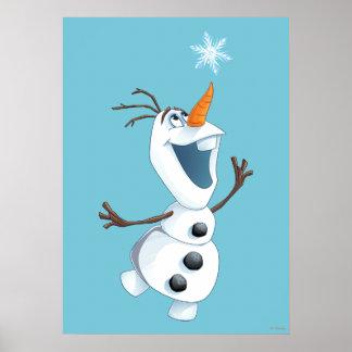 Olaf | Blizzard Buddy Poster