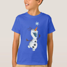 Olaf | Blizzard Buddy T-Shirt