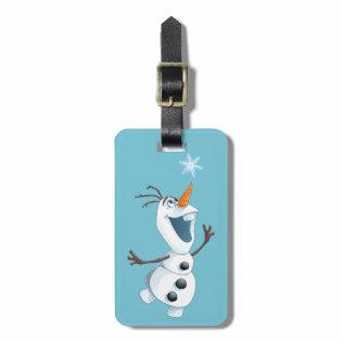 Olaf - Blizzard Buddy Tag For Luggage