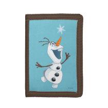 Olaf | Blizzard Buddy Tri-fold Wallet