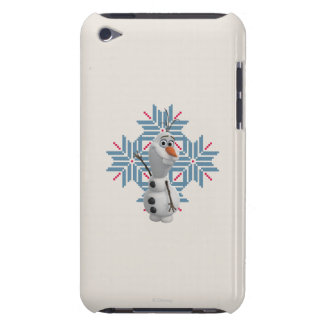 Olaf | Blue Snowflake Case-Mate iPod Touch Case