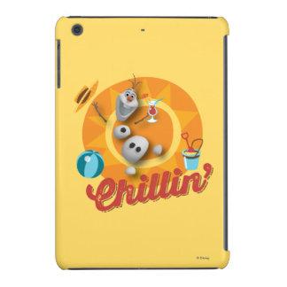 Olaf Chillin' iPad Mini Retina Case