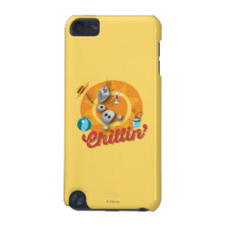 Case-Mate Barely There 5th Generation iPod Touch Case with Frozen's Olaf the Snowman Chillin' design