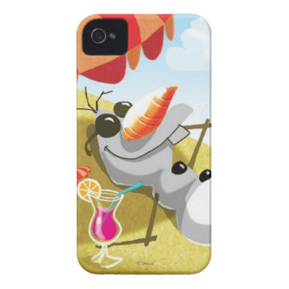 Olaf | Chillin' in the Sunshine iPhone 4 Case