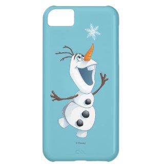 Olaf - compinche de la ventisca funda para iPhone 5C