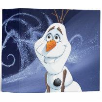 Olaf | Cool Little Hero 3 Ring Binder