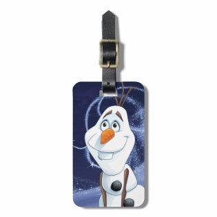 Olaf - Cool Little Hero Bag Tags