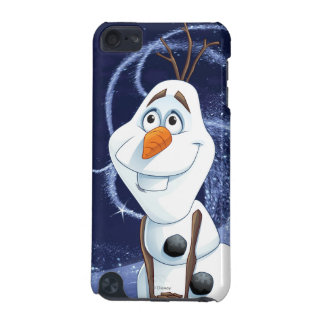 Olaf - Cool Little Hero iPod Touch (5th Generation) Cases