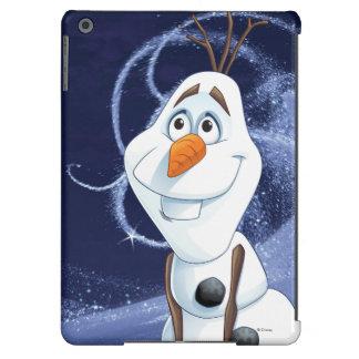 Olaf - Cool Little Hero iPad Air Cases