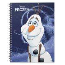 Olaf | Cool Little Hero Notebook