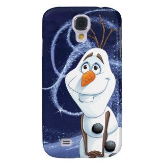 Olaf   Cool Little Hero Samsung Galaxy S4 Cover