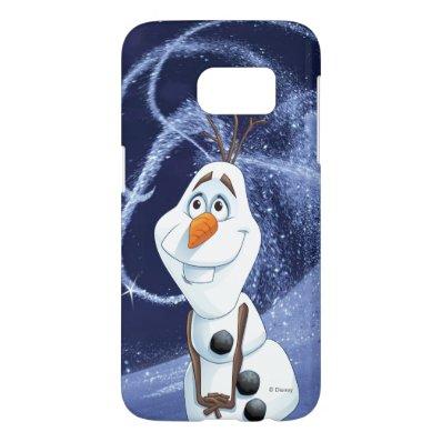 Olaf - Cool Little Hero Samsung Galaxy S7 Case