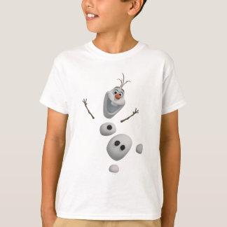 Olaf el   en pedazos playera