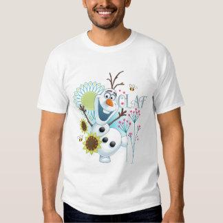 Olaf el   es un día perfecto camisas