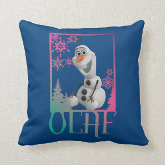 Olaf el | que se sienta cojín