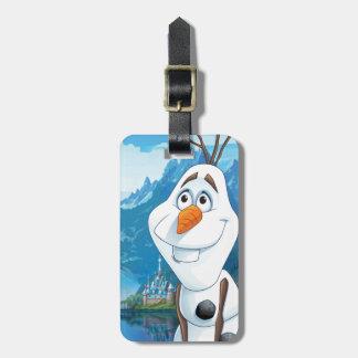 Olaf el | será hoy perfecto etiquetas para equipaje