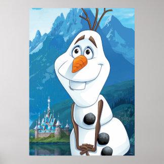 Olaf el   será hoy perfecto póster