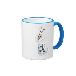 Olaf el | será hoy perfecto taza de dos colores