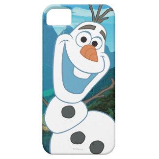 Olaf el   siempre para arriba para la aventura funda para iPhone SE/5/5s