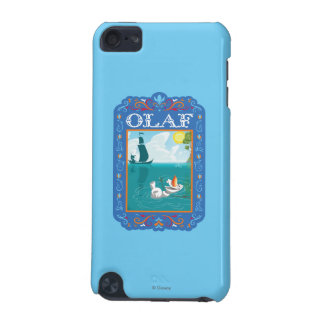 Olaf | Floating in the Water iPod Touch (5th Generation) Cover