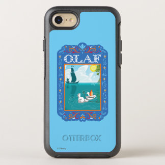 Olaf | Floating in the Water OtterBox Symmetry iPhone 8/7 Case