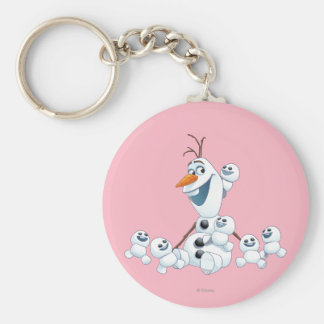Olaf | Gift of Love Keychain
