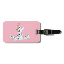 Olaf | Gift of Love Luggage Tag