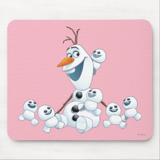 Olaf | Gift of Love Mouse Pad